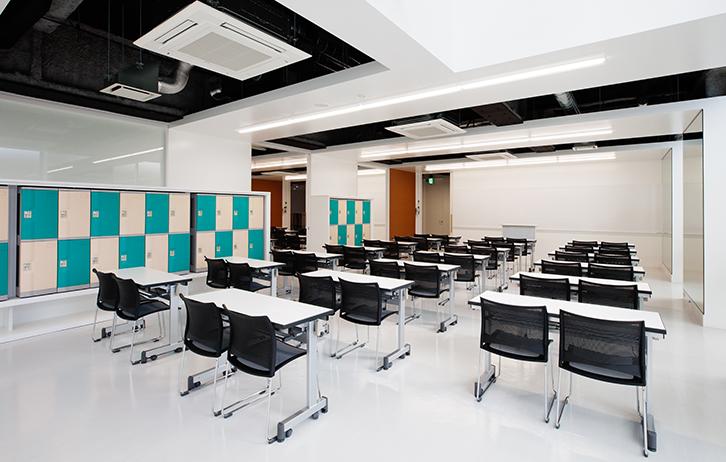 2F 美容教室