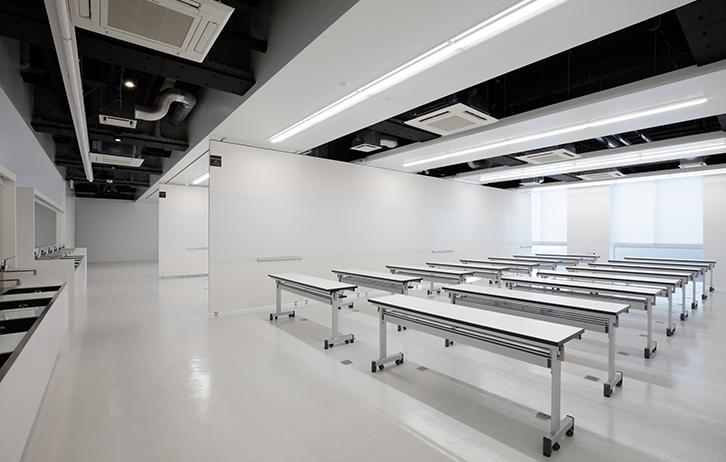 3F 美容実習室